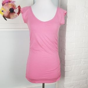 Express ruched tee